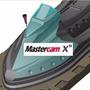 Master Cam X9 Español Cad Cam Cnc Multiejes Fresado Torno