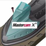 Master Cam X9 Español Cad Cam Cnc Multiejes Fresado Torno.