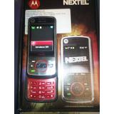 Celular Nextel I856 Americano Boost Nuevo En Caja Sin Uso