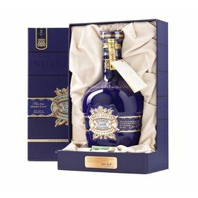 Whisky Chivas Royal Salute Hundred Cask Numerada Liquido!!