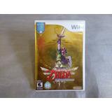 Legend Of Zelda Skyward Sword Edição 25 Anos Nitendo Wii