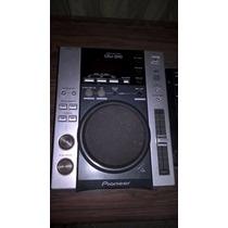 Vendo 1 Par De Cdj Pioneer E Um Mixer Behringer Vmx100