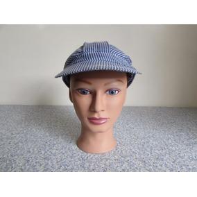 Gorra Sombrero De Maquinista Ajustable Adulto