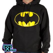 Sudadera Edicion Especial Batman !! Todas Las Tallas