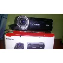 Filmadora Profesional Hd Canon, Legria Hf R506