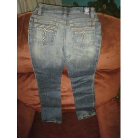 Pantalon Jean Niña Talla 8