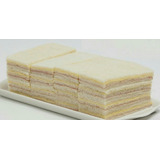 Sandwiches De Miga Triples Jamon Y Queso 48u.