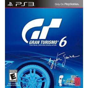 Gran Turismo 6 Ps3 Digital Entrega Inmediata