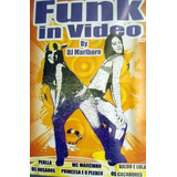 Dvd-funk In Video-by Dj Marlboro-lacrado De Fabrica