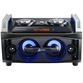 Mini Hi-fi System 120w Rms - Lenoxx Com Bluetooth - Ms8300