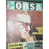 Revista Corsa 61 Porsche Sp Alfa 33 Kissling Gradassi Cabale