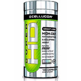Super Hd 120 Caps Cellucor - El Termogénico Mas Efectivo