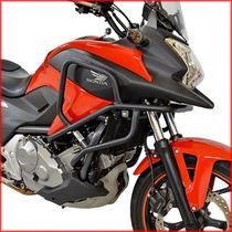 Protetor Motor/ Carenagem Nc 700/ 750x Preto Fosco
