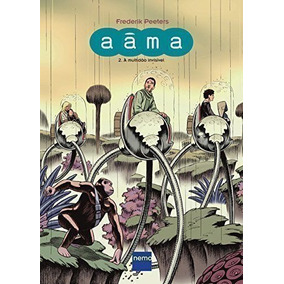 Livro Aama 2: A Multidão Invisível Frederik Peeters