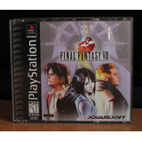 Final Fantasy Viii Completo Con Manual Ps1 Play Station 1