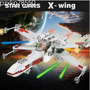 X- Wing Starwars Lego Compatible