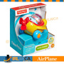 Fisher Price Accion Camion Bombero Tren Avion Bebe Irlimca