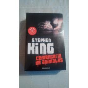 Libro Cementerio De Animales / Stephen King