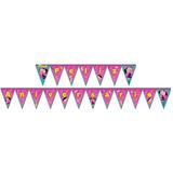 Decoração Festa Infantil - Feliz Aniversário - Show Da Luna