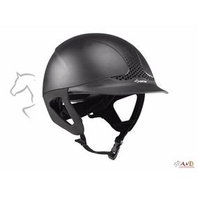 Casco De Equitación Negro Ld-1
