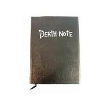Libreta Death Note Tacto Piel, Lo Mas Carcano A La Original