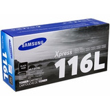 Toner Original Samsung Mlt-d116l/xax Sl-m2675f Sl-m2835dw