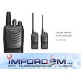 Radio Telefono Kenwood Tk2000 O Tk3000 Incluye 3 Radios Aqui