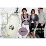 Perfume Colonia 80000 Its You De 50ml Esika - Map14