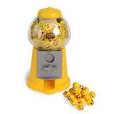 Juguete Emoji Máquina De Gumball; Banco De Chicles Con Gumb