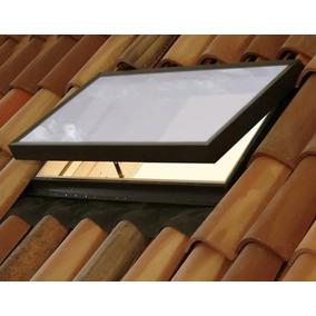 Ventana Para Techo Skylight High View 45x55 Doble Vidrio Dvh