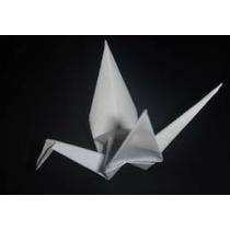 Casamento Origami Tsuru Lindo 5/6cm 100 Unidades