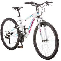 Bicicleta De Montana Mongoose Rodada 26 Ledge 2.1 Mujer