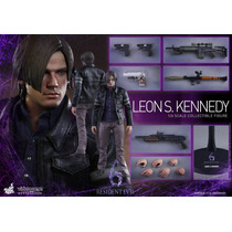 Hot Toys Resident Evil 6 Leon 1/6 Nuevo En Mano Ada Wong
