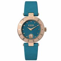 Reloj Versus By Versace Logo Turquesa Time Square