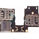 Flex Sim Card Lector Sim Microsd Moto G3 Xt1541 Xt1540 Garan