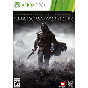 Xbox 360 - Sadow Of Mordor (acepto Mercado Pago Y Oxxo)