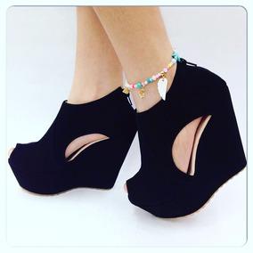 Sandalias Tacones De Dama Studio F Furla Calzado Colombiano