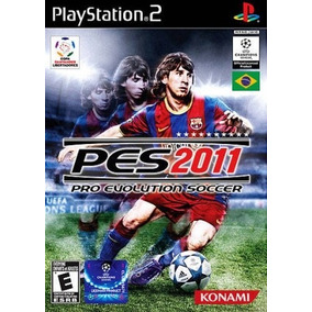 Patch Pes 2011 Narração Silvio Luiz Playstation2 Play2 Ps2