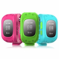 Smartwatch Gps Para Niño Sos Reloj Inteligente Localizador