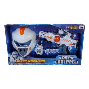 Equipo Especial Space Warriors Juguetes Niños
