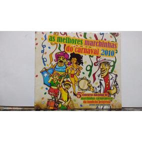 Cd - As Melhores Marchinhas Do Carnaval - 2010 Produto Novo