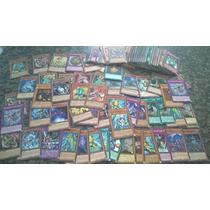 Super Mega Lote 1000 Cartas Yugioh Pack Gx 5ds Raras Super