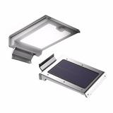 Lampara Solar 46 Led Prende Toda La Noche Aluminio 2018