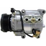 Compressor De Ar Condicionado Para Ford Focus Motor Duratec