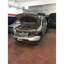Renault Duster 2013 4x4 Full Full Chocada Poco Titular