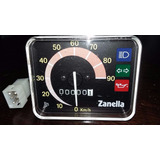 Velocimetro Ciclomotor Zanella Sol 70cc