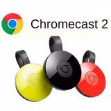Google Chromecast 2 100% Original Cromecast Hdmi 1080p T96