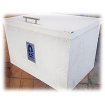 Caja De Seguridad Para Motos Repartidoras De Mercancía