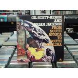 Lp - Gil Scott-heron And Brian Jackson - Imp - Capa Dupla