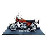 Honda Cb 750 Four 1970 - 7 Galo - Moto 1:24 - Cx Lacrada !